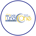 Logo Sferico Radio Luna One